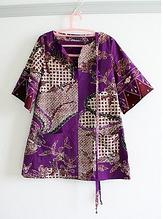 Batik tunic/dress