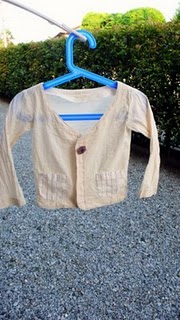 Boy's summer jacket