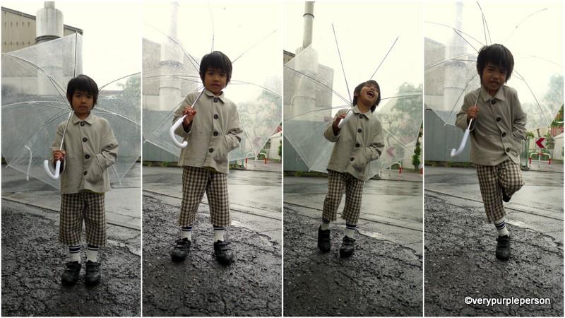 Linen jacket and pants