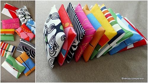 Tissue cases