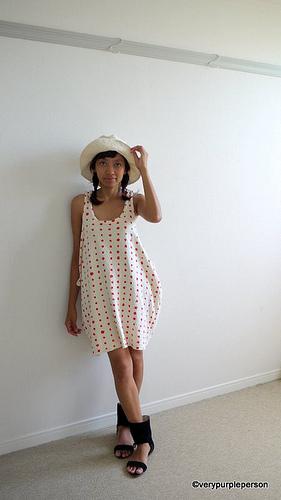 Knit dress/coverup