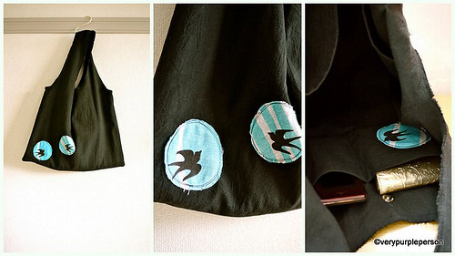 Blackbirds bag