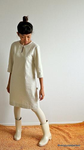 Cotton tunic