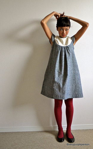 Bib dress