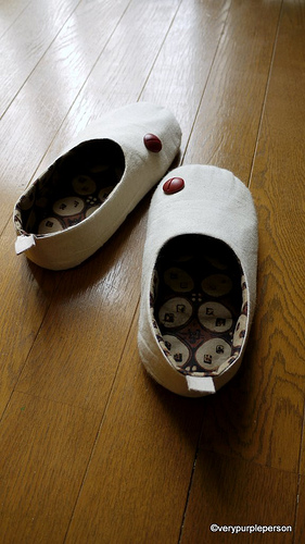 Room shoes