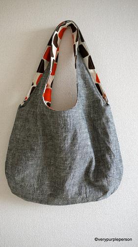 A reversible bag!