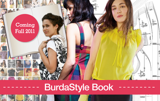 A busy week and Burdastyle Book!