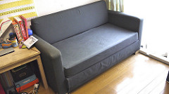 Couch, before