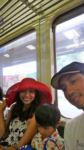 day 02: Train trip to Yuigahama