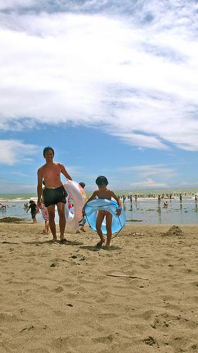 day 03: my beach boys