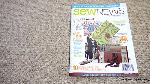 SewNews Dec 2010/Jan 2011