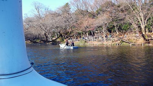 Inokashira lake