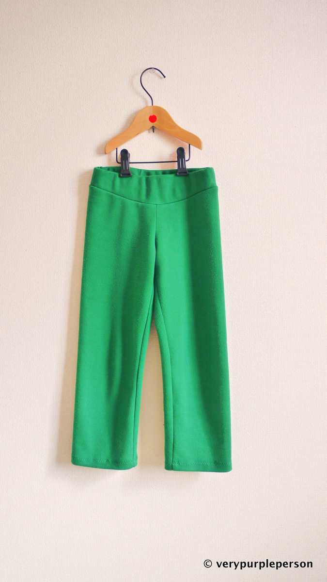 Nature walk knit pants