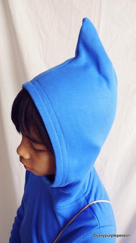 Blue kobito