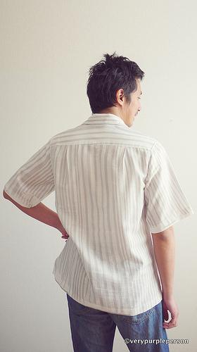 naniIRO Negroni shirt