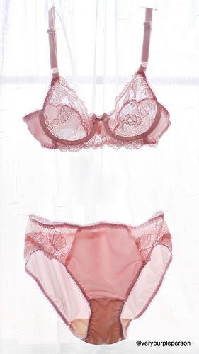 Pretty lingerie set