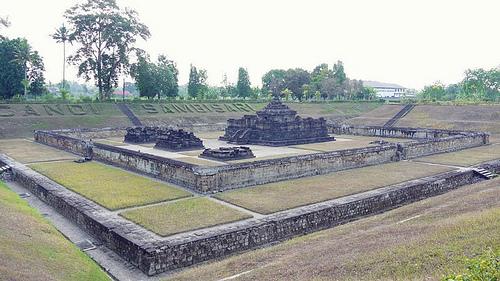 Sambisari temple, Jogjakarta