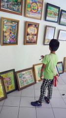 Affandi Museum, Jogjakarta