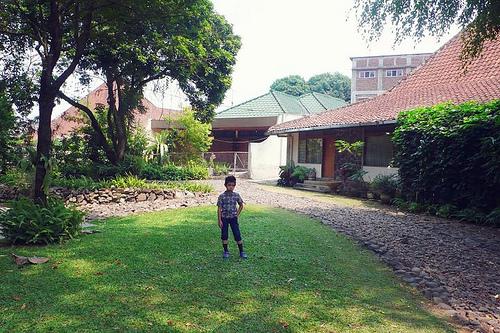 House in Bandung