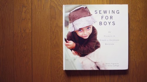 Sewing for Boys blog tour and giveaway!