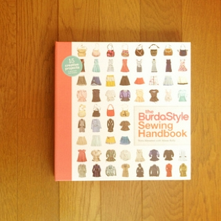 The Burdastyle Sewing Handbook!