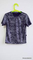 Silver T-shirt