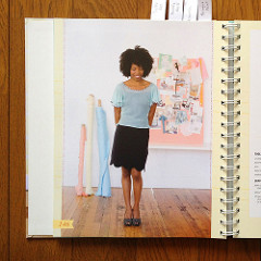 Taffy blouse - Colette Sewing Handbook