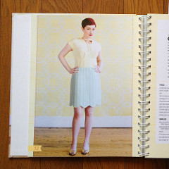 Meringue skirt - Colette Sewing Handbook