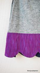 Meringue skirt
