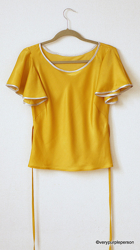 Taffy blouse