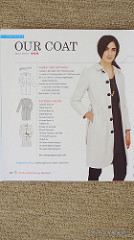 Coat - Burdastyle Sewing Handbook