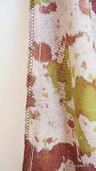 Splotches dress (Vogue 1285)