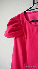 Hot pink Pendrell Blouse