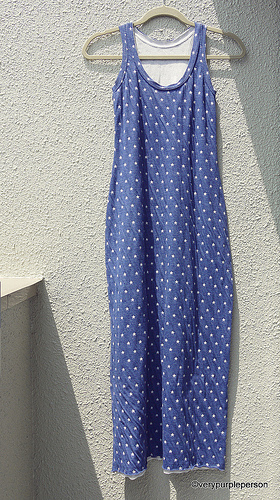 Starry Mission Maxi dress