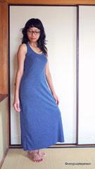 Mission Maxi dress