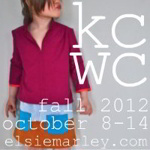 Kids Clothes Week Challenge Fall 2012