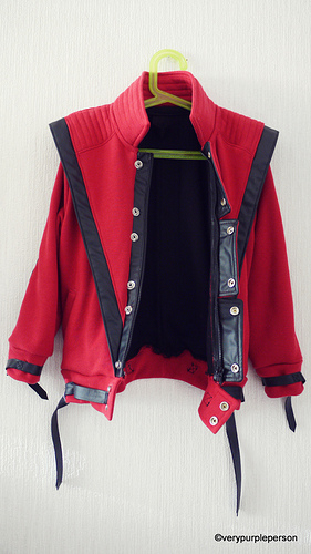 Thriller jacket!
