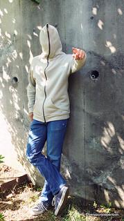 Grey hoodie (McCall