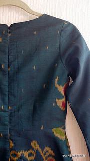 Ikat Sigma dress