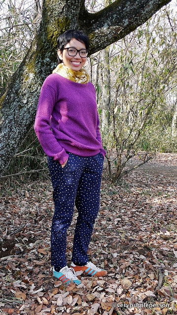 Lola woven pants