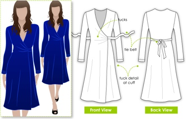 Kate dress / picture from Style Arc website