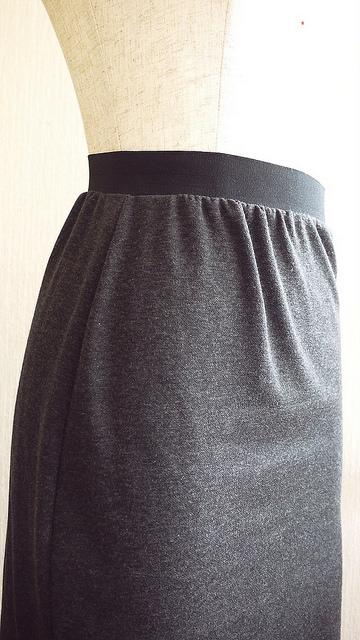 Ali knit skirt