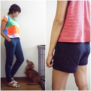 Anima pants and Scout tee