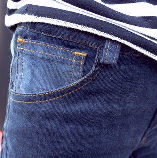Small Fry Skinny Jeans – Perfect Pattern Parcel #4