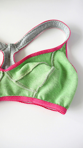 Soft bra set (Merckwaerdigh BHS10)
