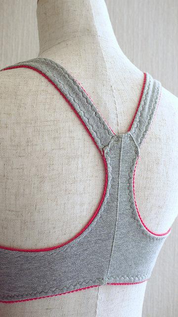 Soft bra set (Merckwaerdigh BHS10)