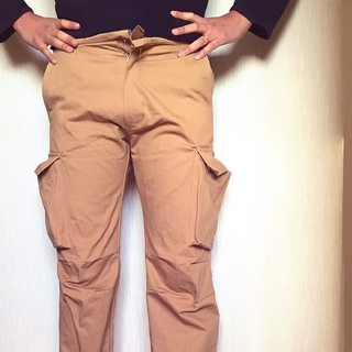 Men's cargo pants: Failed!