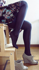 Rose hip tights