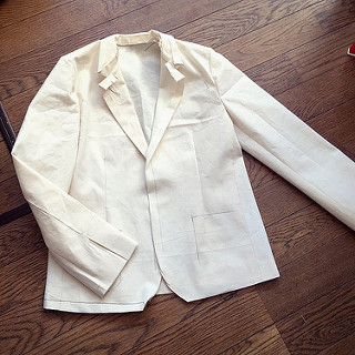 Making graduation suit