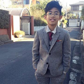 Graduation suit!